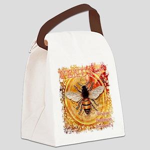 VenusBee(raw) Canvas Lunch Bag