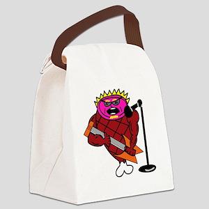 Guitarist Ham Canvas Lunch Bag