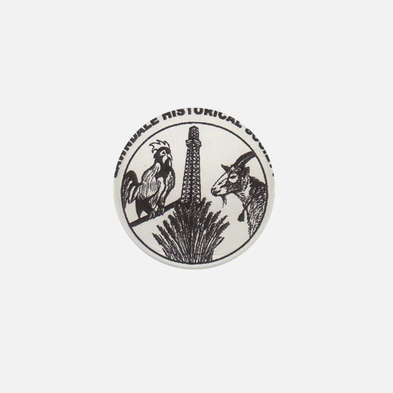 history seal cup Mini Button