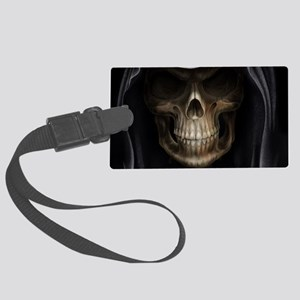 grim reaper Large Luggage Tag