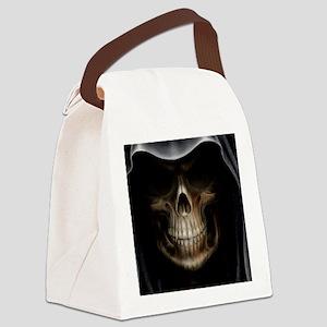 grim reaper Canvas Lunch Bag