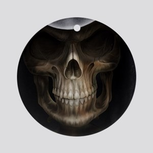 grim reaper Round Ornament