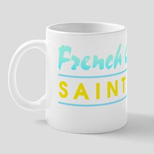 St. Barth French Caribbean Mug