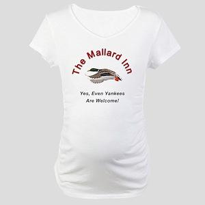 6 x 6 Pocket Sweat Maternity T-Shirt
