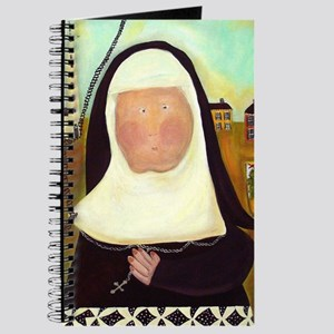 Nuns Stairway to Heaven Journal