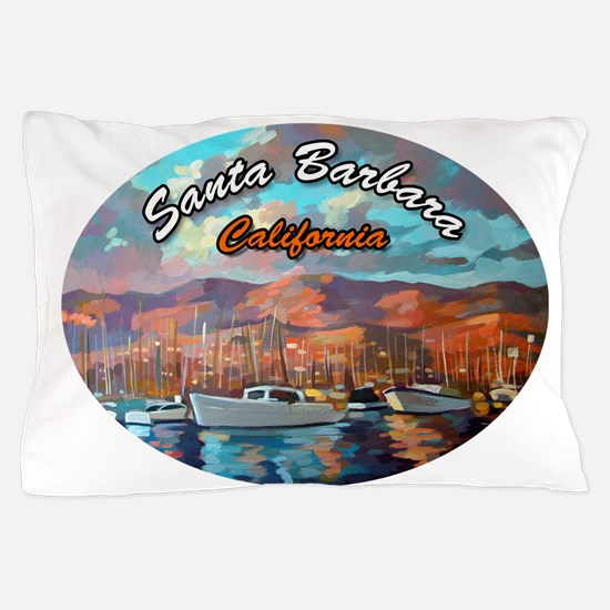 Santa Barbara Pillow Case