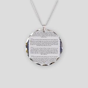 Graduation Key To The Future Necklace Circle Charm