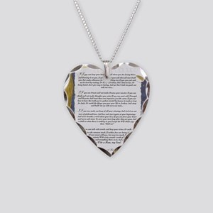 Graduation Key To The Future  Necklace Heart Charm