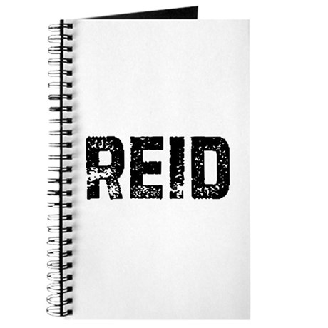 Reid Journal