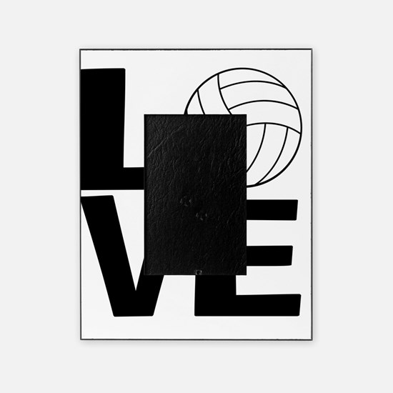 Volleyball Love Picture Frame
