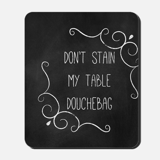 coaster-stain-7 Mousepad