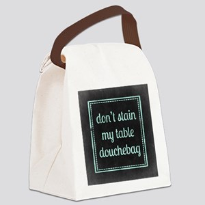 coaster-stain-5 Canvas Lunch Bag