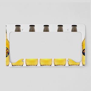 Large ph3 mugs License Plate Holder