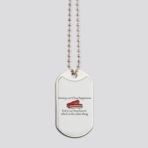 Bacon Money Dog Tags