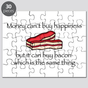 Bacon Money Puzzle