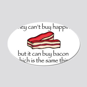 Bacon Money Wall Decal