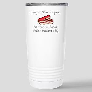 Bacon Money Travel Mug