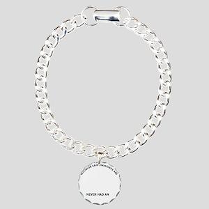 Australian Shepherd Momm Charm Bracelet, One Charm