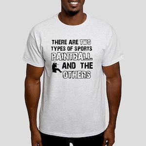 Paintball Designs Light T-Shirt