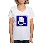 Mind Crippler Women's V-Neck T-Shirt