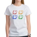 Montage Lines T-Shirt