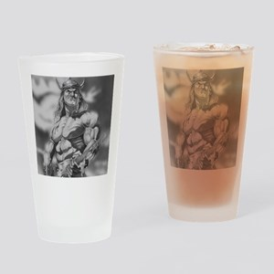 Conan The Barbarian Drinking Glass