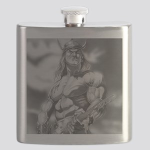 Conan The Barbarian Flask