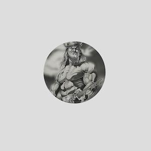 Conan The Barbarian Mini Button