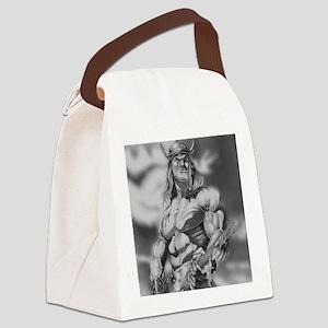 Conan The Barbarian Canvas Lunch Bag