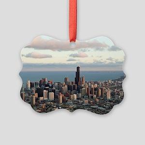 Chicago Picture Ornament