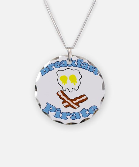 Breakfast Pirate Necklace