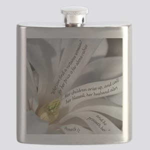Proverbs 31 Mother Flask