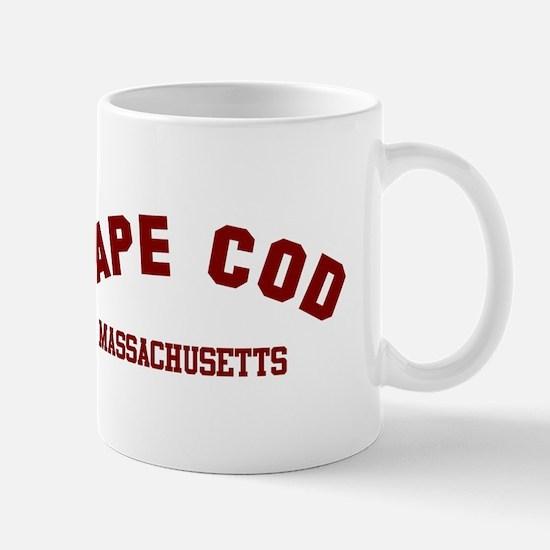 Large Cape Cod Mugs