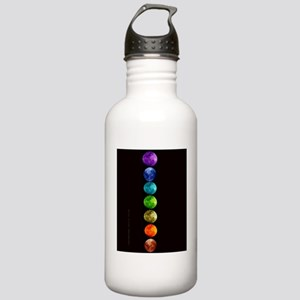 Chakra Moons Stainless Water Bottle 1.0L
