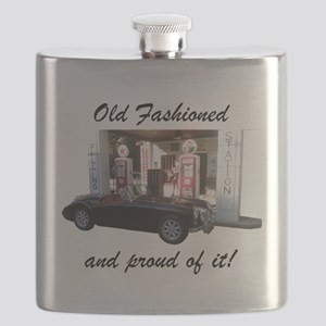 Old Fashioned and proud of it! Flask