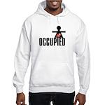 Occupied Hooded Sweatshirt