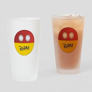 DPM Drinking Glass