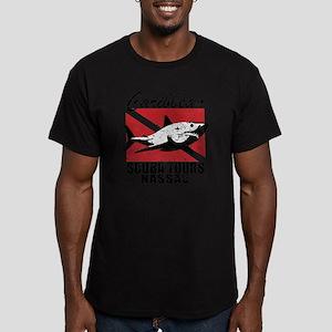 Caribbean Scuba Tours Men's Fitted T-Shirt (dark)