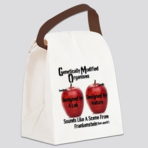 Genetically Modified Organisms. S Canvas Lunch Bag