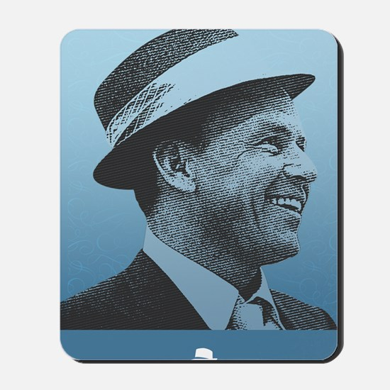 SINATRA: Confidence Is King Journal Fron Mousepad