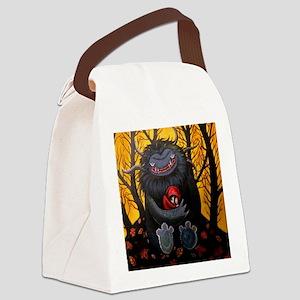 Lucys Nanny Canvas Lunch Bag