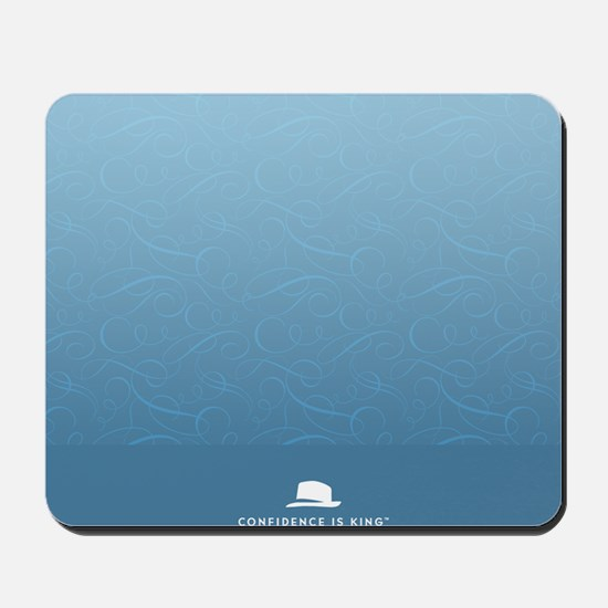 SINATRA: Confidence Is King Journal Back Mousepad