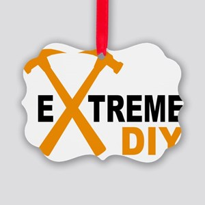 extreme diy Picture Ornament