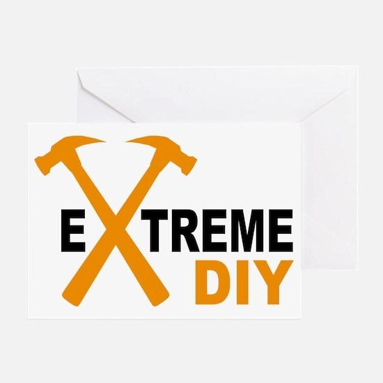 extreme diy Greeting Card