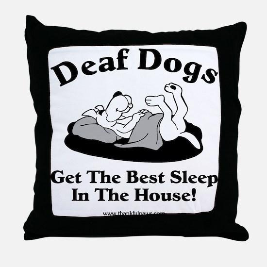 Best Sleep Throw Pillow