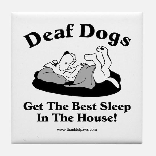 Best Sleep Tile Coaster