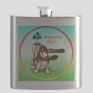Basset Anemometers Flask