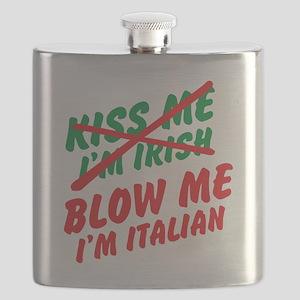 Don't Kiss Me Flask
