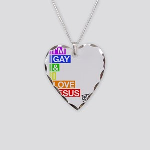 OhSnap! Necklace Heart Charm