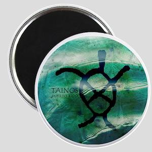 Taino Turtle Symbol Magnet